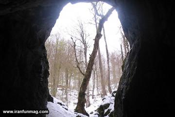 غار آویشو در ماسال