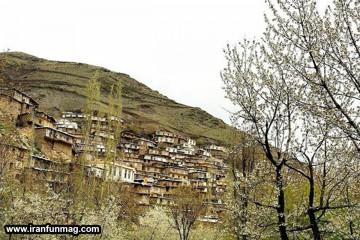 روستای دل