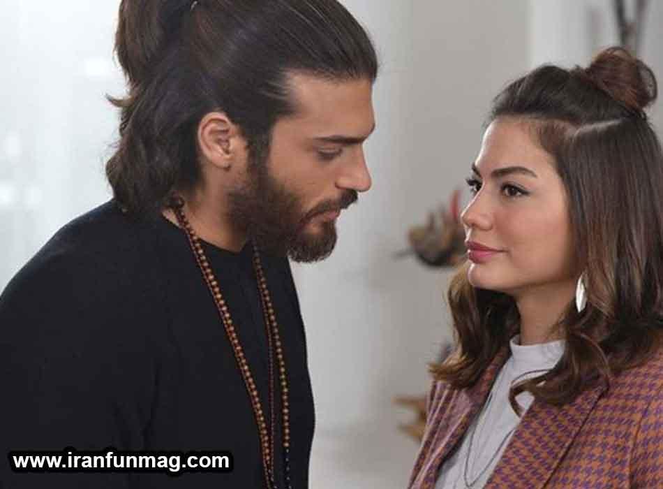 سریال ترکیه ای عطر عشق