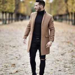 کت پاییزی مردانه